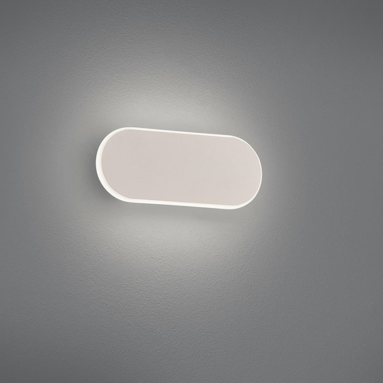 LED-seinävalo Carlo, Switchdim, 20 cm, valkoinen