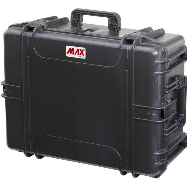 MAX cases MAX620H250 Oppbevaringsveske vanntett, 71,3 liter tom