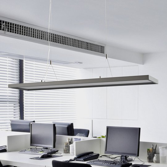 Himmennettävä toimiston LED-riippuvalaisin Divia