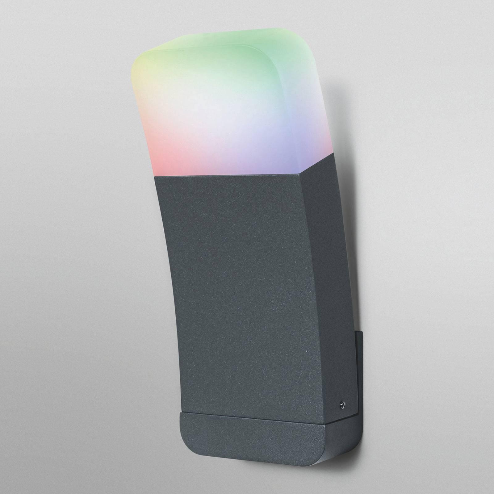 LEDVANCE SMART+ WiFi Curve RGBW tummanharmaa
