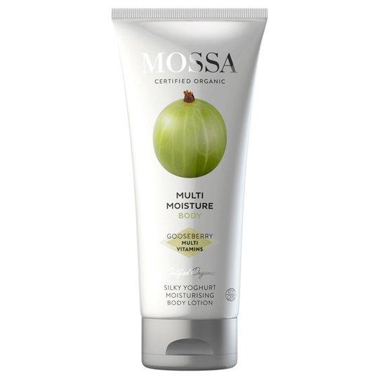 Mossa Multi Moisture Silky Yoghurt Moisturising Body Lotion, 200 ml