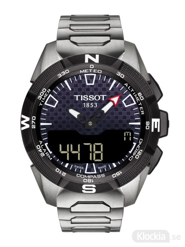 TISSOT T-Touch Expert Solar ll T110.420.44.051.00