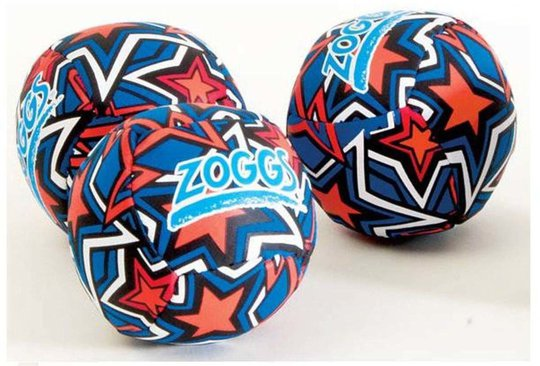 Zoggs Splash Balls 3-pack