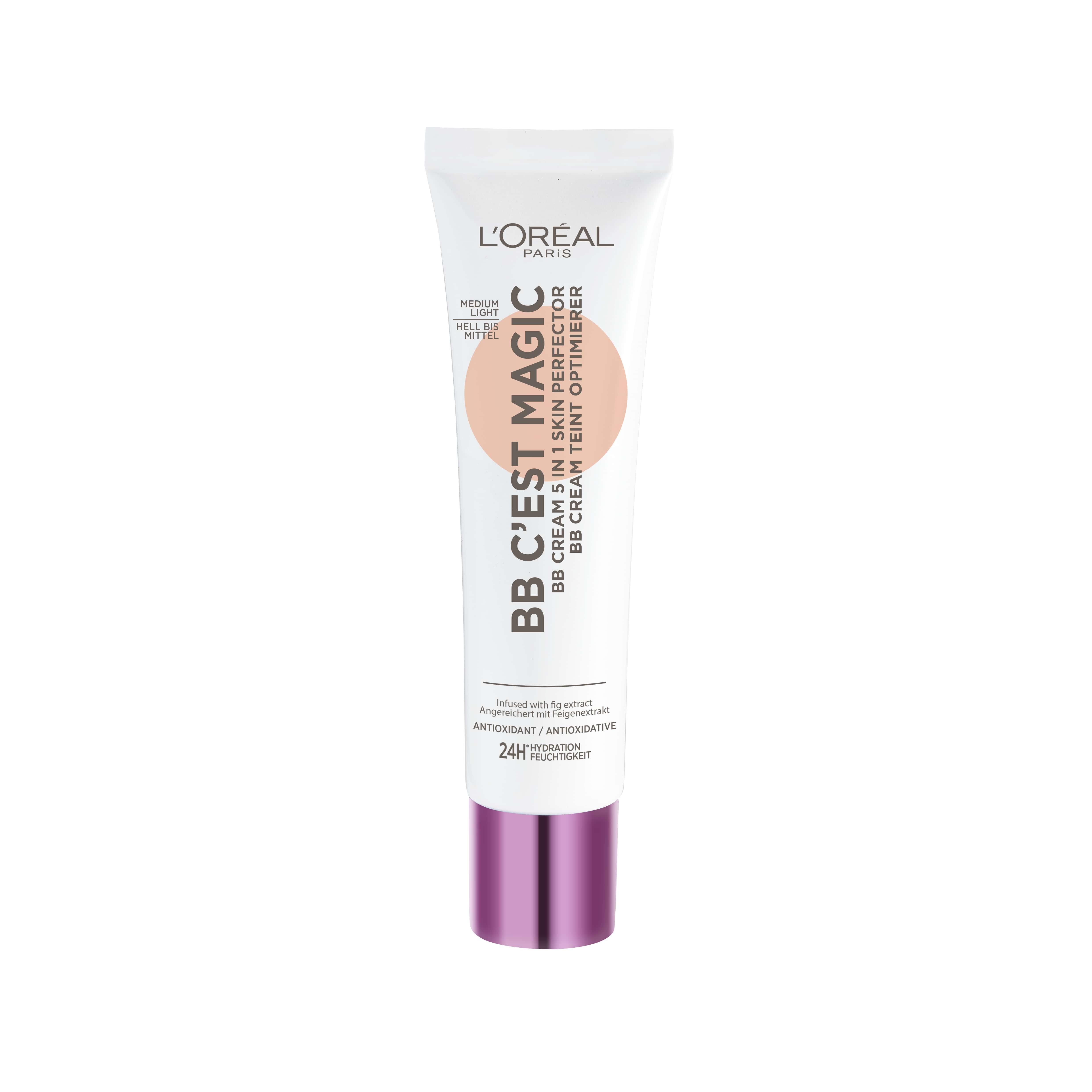 L'Oréal - BB C'est Magic 30 ml - Medium Light