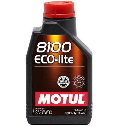 Moottoriöljy MOTUL 8100 ECO-LITE 5W30 1L