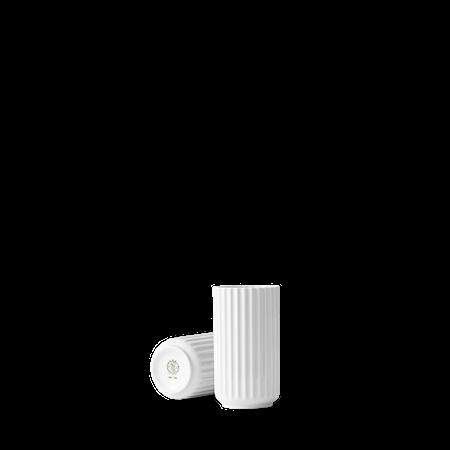 Vase Porselen Hvit 12,5cm