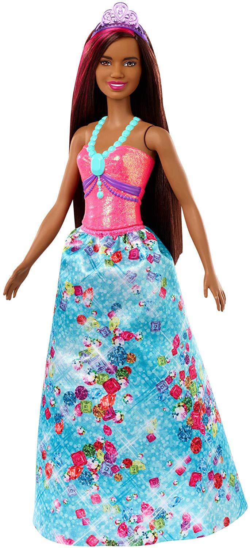 Barbie - Dreamtopia Princess Doll - Purple Tiara (GJK15)