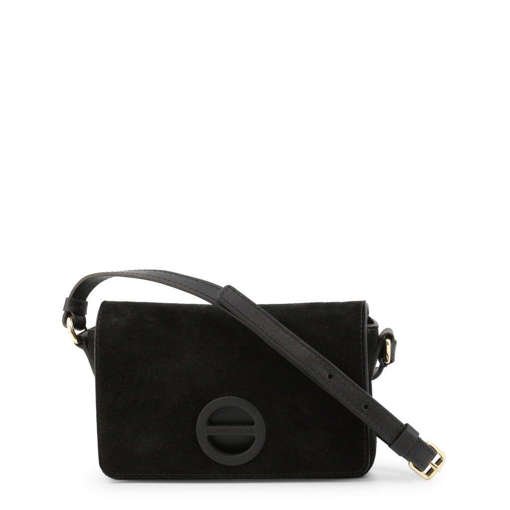 Borbonese Women's Crossbody Bag Various Colours 954816-J25 - black NOSIZE