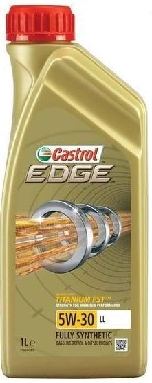 Moottoriöljy CASTROL 5W30 EDGE TITANIUM FST LL 1L