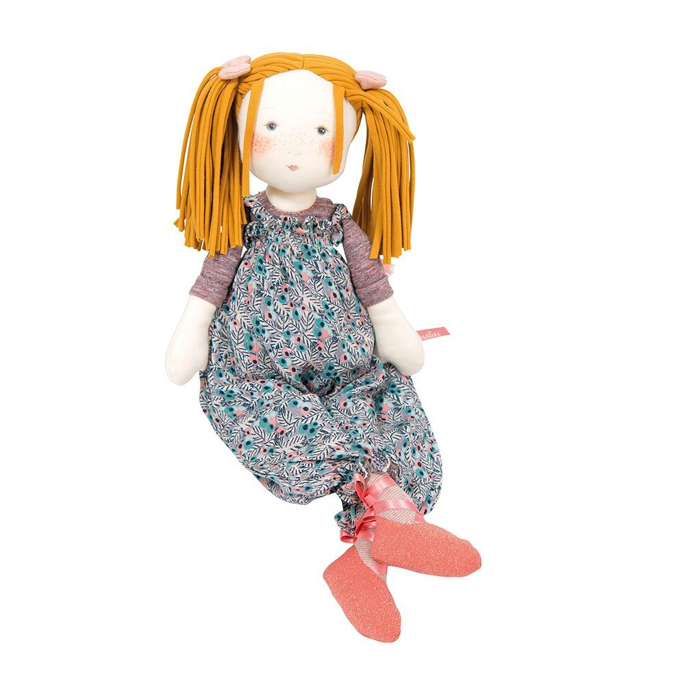 Moulin Roty - French Doll - Violette, 40 cm