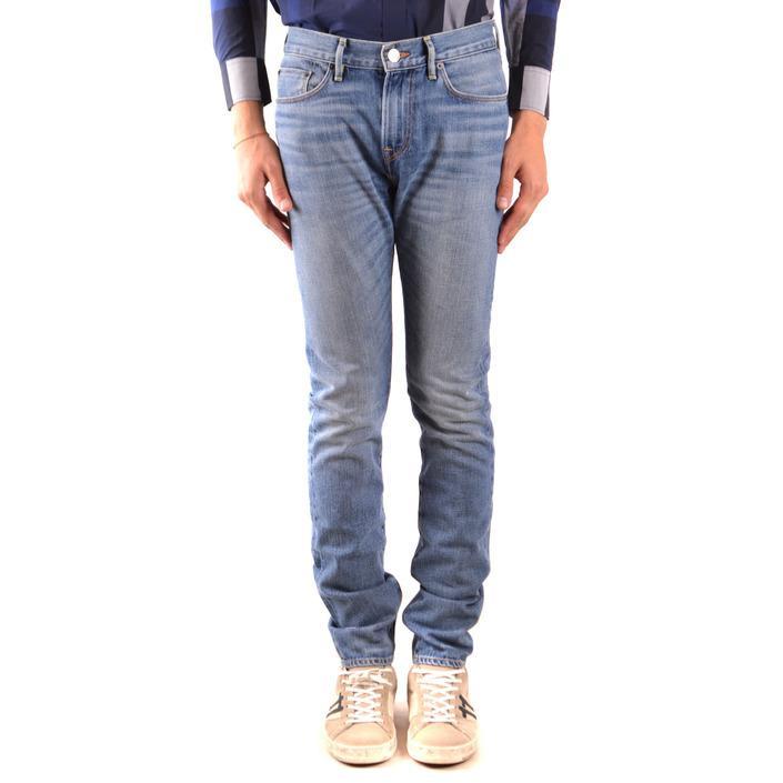 Burberry Men's Jeans Blue 169402 - blue 30
