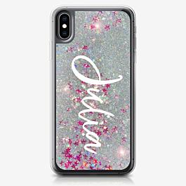 iPhone XS Glitter Case