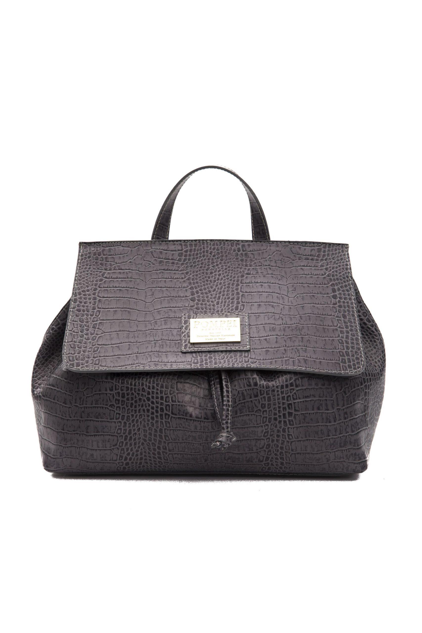 Pompei Donatella Women's Handbag Grey PO667682