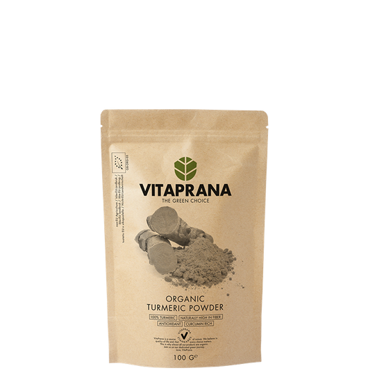 Organic Turmeric Powder, 100g