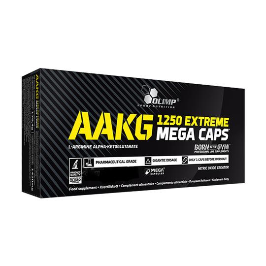 AAKG Extreme Mega Caps, 120 caps