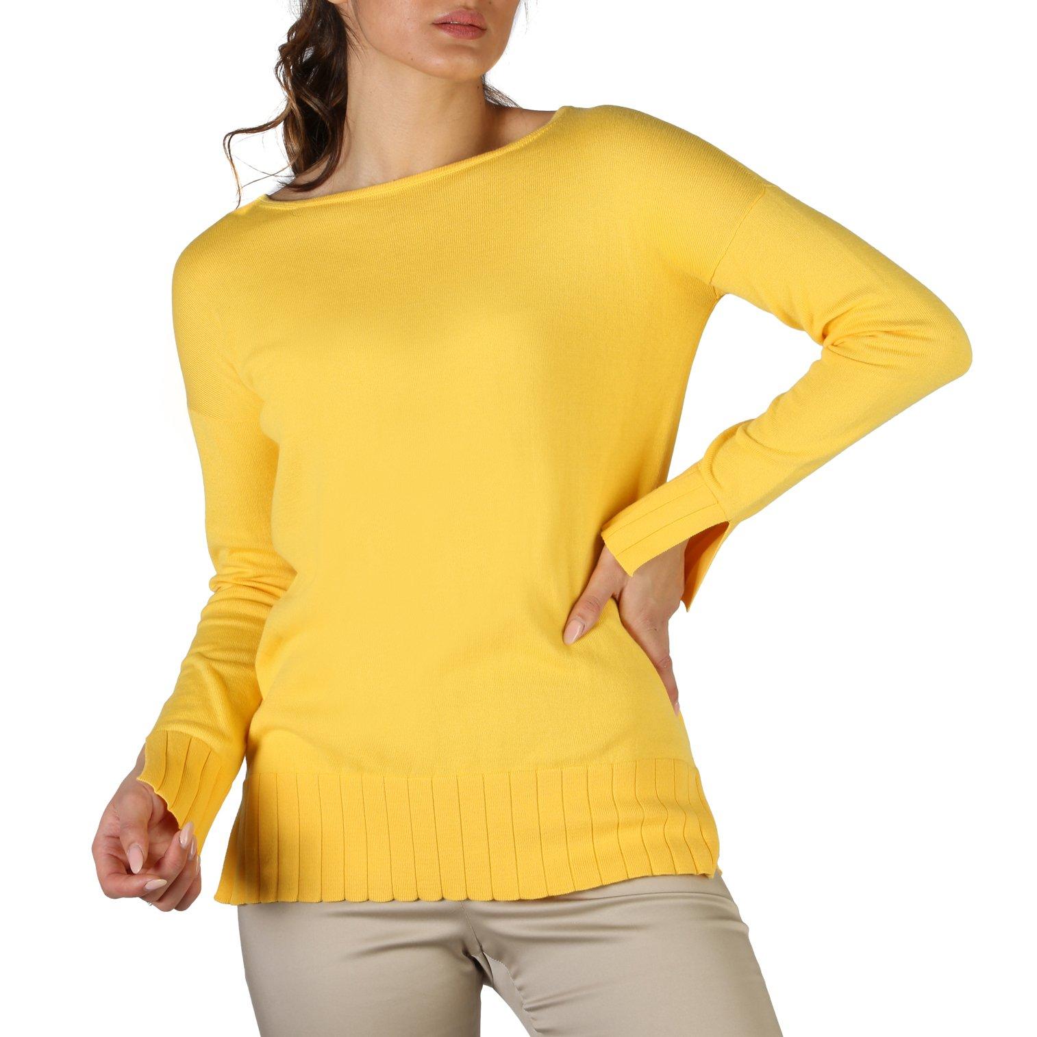 Fontana 2.0 Women's Sweater Various Colours P1993 - yellow S