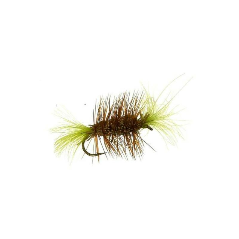 Mini CDC Bomber - Brown/Green Kjøp 12 fluer få gratis flueboks