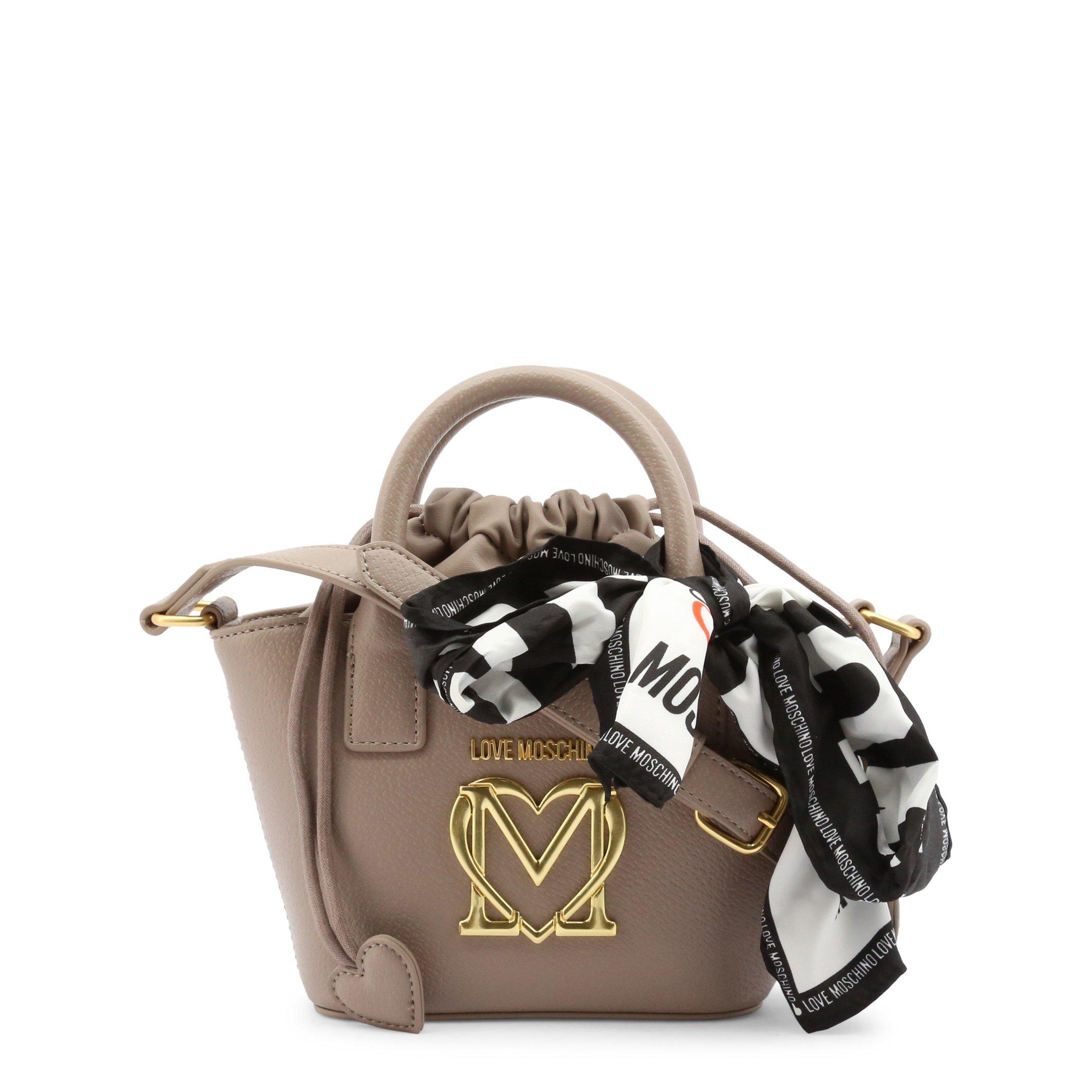 Love Moschino Women's Crossbody Bag Various Colours JC4216PP1DLL0 - grey NOSIZE