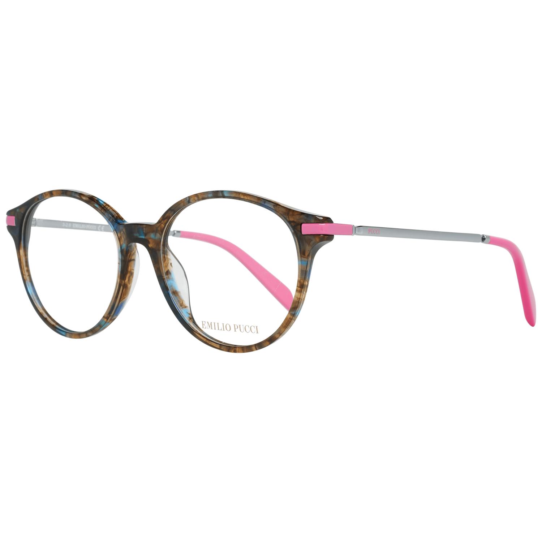 Emilio Pucci Women's Optical Frames Eyewear Multicolor EP5105 52055