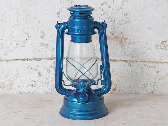 New Blue Storm Lamp