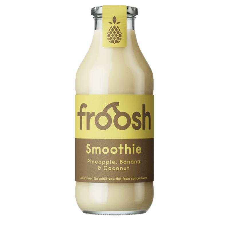 Smoothie Ananas, Banaani & Kookos Iso - 33% alennus