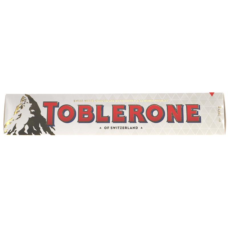 Toblerone White - 48% rabatt
