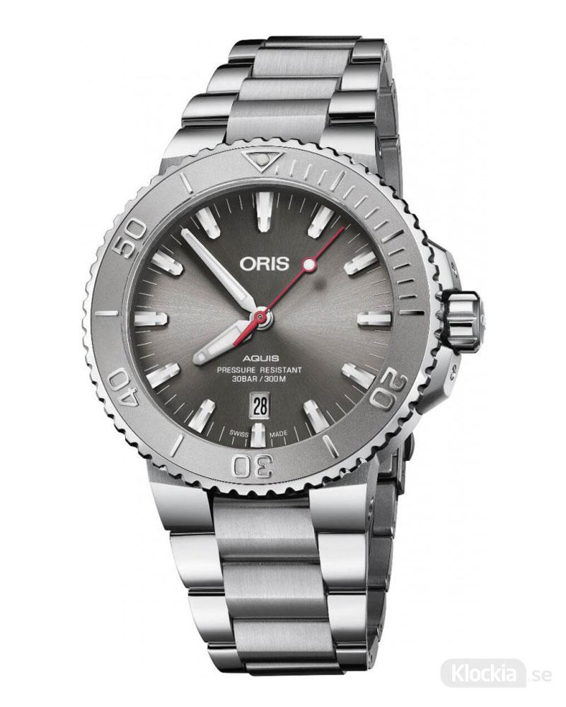 ORIS Aquis Date Relief 43,5mm 733-7730-4153-07-8-24-05PEB