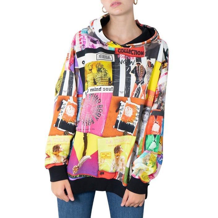 Desigual Women's Sweatshirt Yellow 304946 - yellow S
