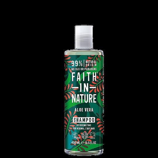 Aloe Vera Shampoo, 400 ml