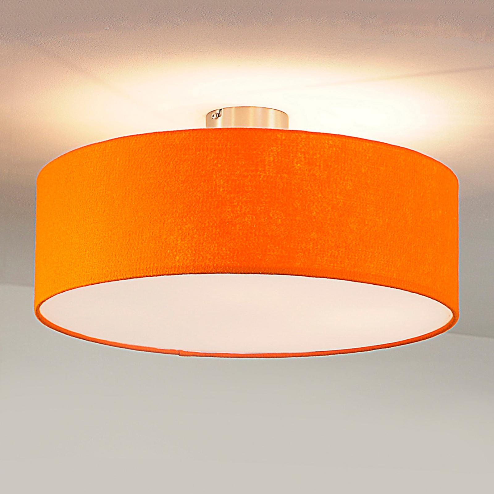 Gala-kattovalaisin, 50 cm, oranssi huopa