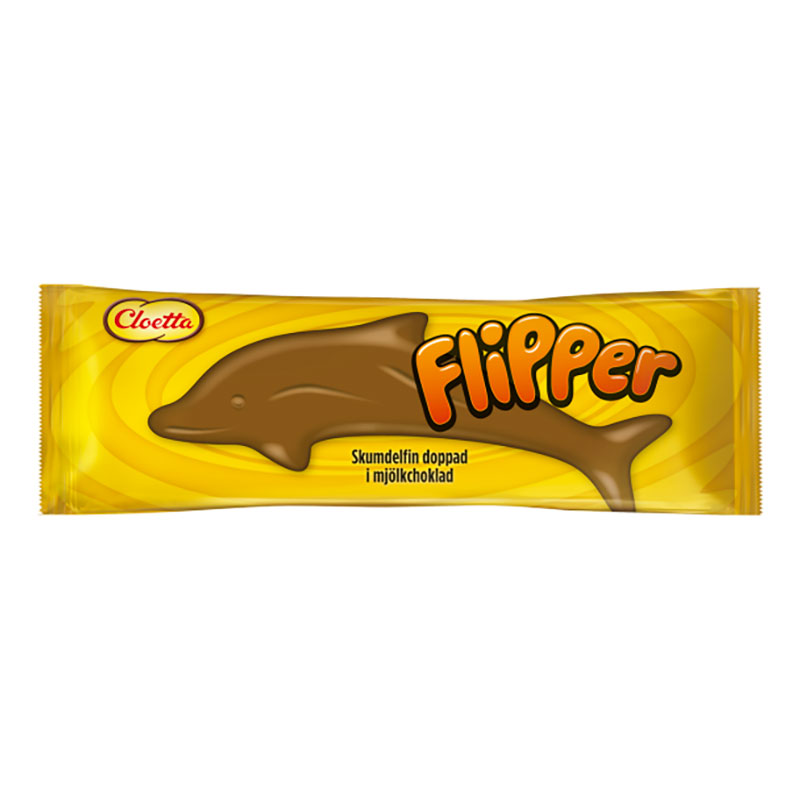 Flipper Choklad 30g