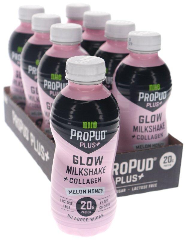 ProPud Milkshake Melon & Honung 8-pack - 50% rabatt