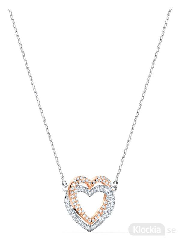 Swarovski Halsband Infinity Heart 5518868