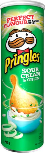 Pringles Sourcream & Onion 200g