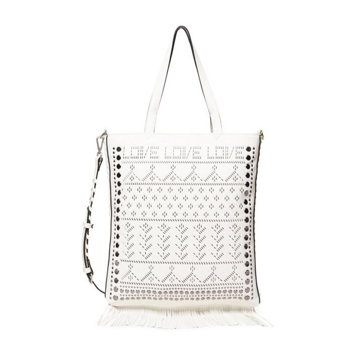 Desigual Women's Bag Red 173229 - white UNICA