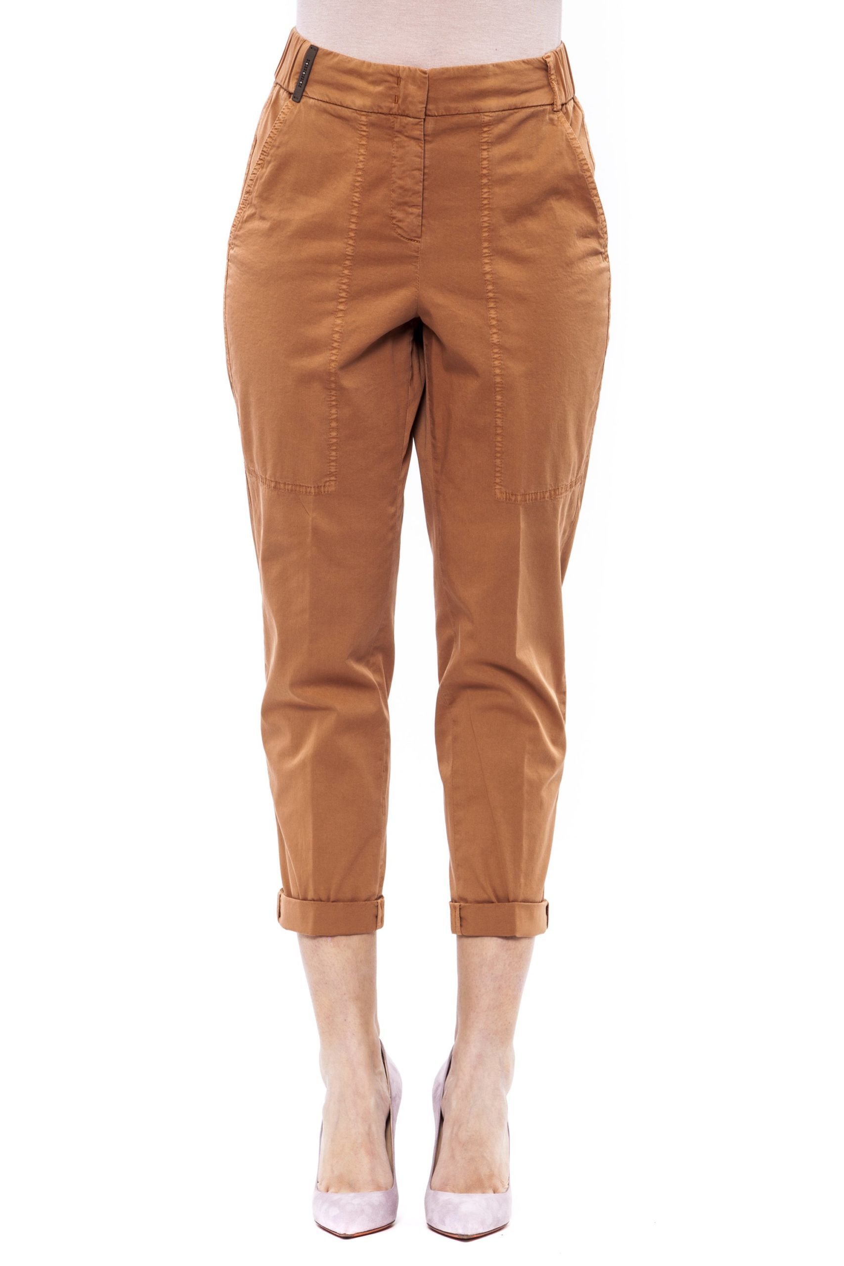 Marrone Brown Jeans & Pant - IT42   S