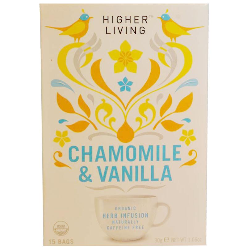 Chamomile & Vanilla Tea - 58% rabatt