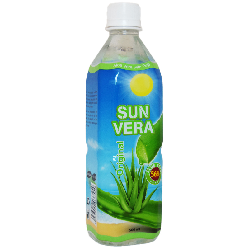 Aloe Vera-dryck Original 500ml - 50% rabatt