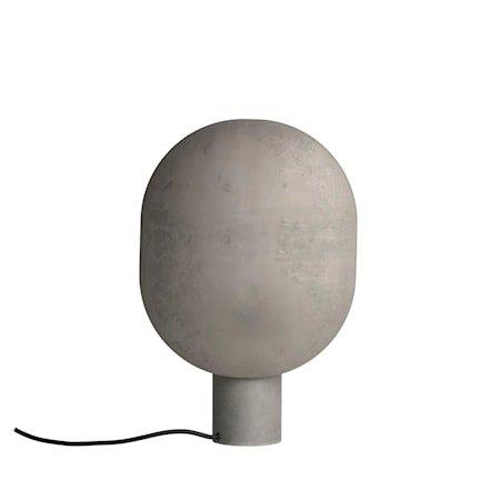 Clam Bordlampe - Oksidert
