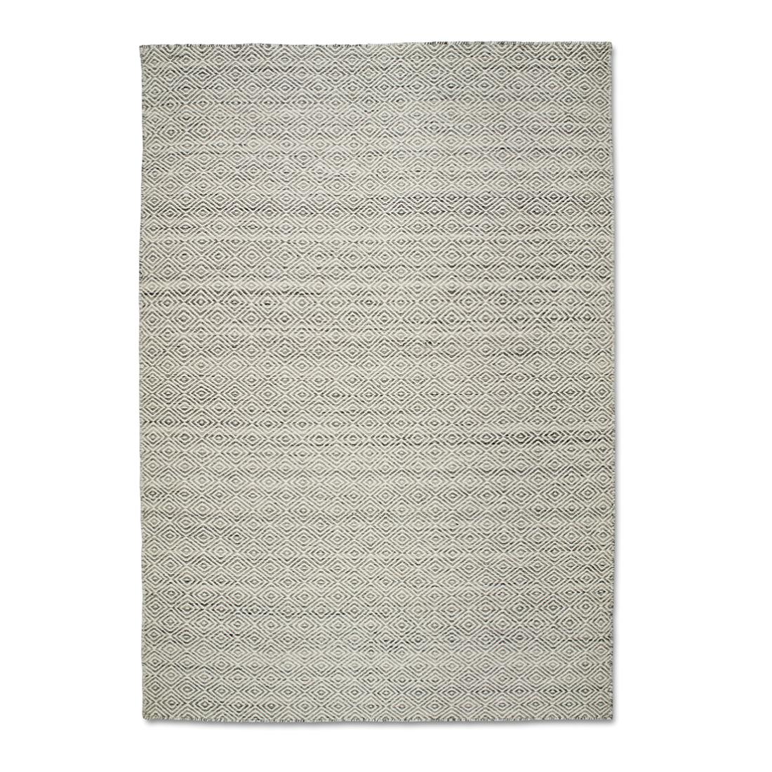 Ullmatta Gåsöga grå 140 x 200, Classic Collection