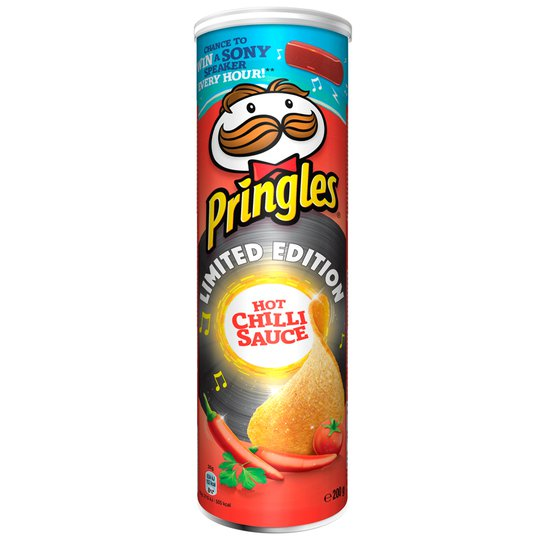 Pringles Hot Chilli Sauce - 30% rabatt