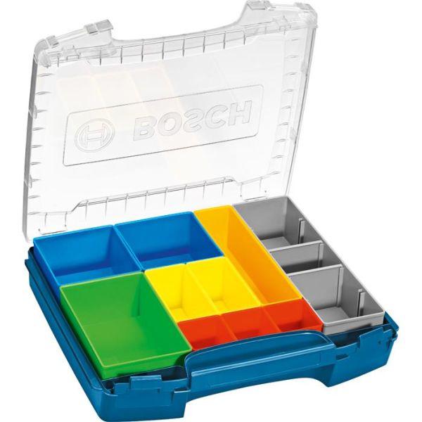 Bosch i-Boxx 72 Koffert med innerlomme – 10-delers