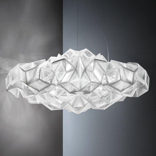 Slamp Drusa - design-riippuvalaisin, valkoinen
