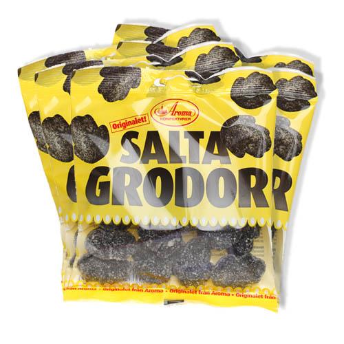 SALTA GRODOR 80G - 5 st