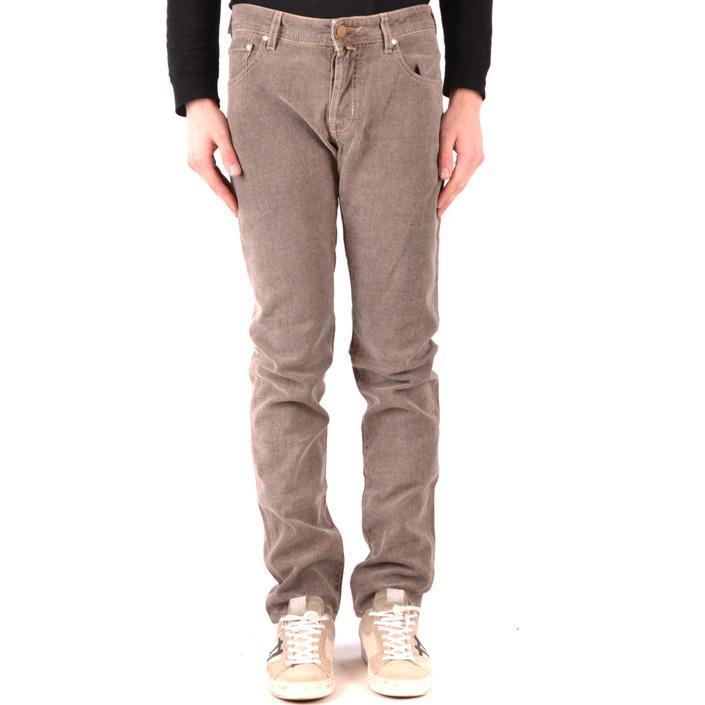 Jacob Cohen Men's Jeans Beige 166964 - beige 32