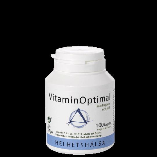 VitaminOptimal, 100 kapslar