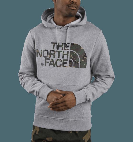 The North Face M Standard Hoodie Hoodies LIGHT GREY HEATHER
