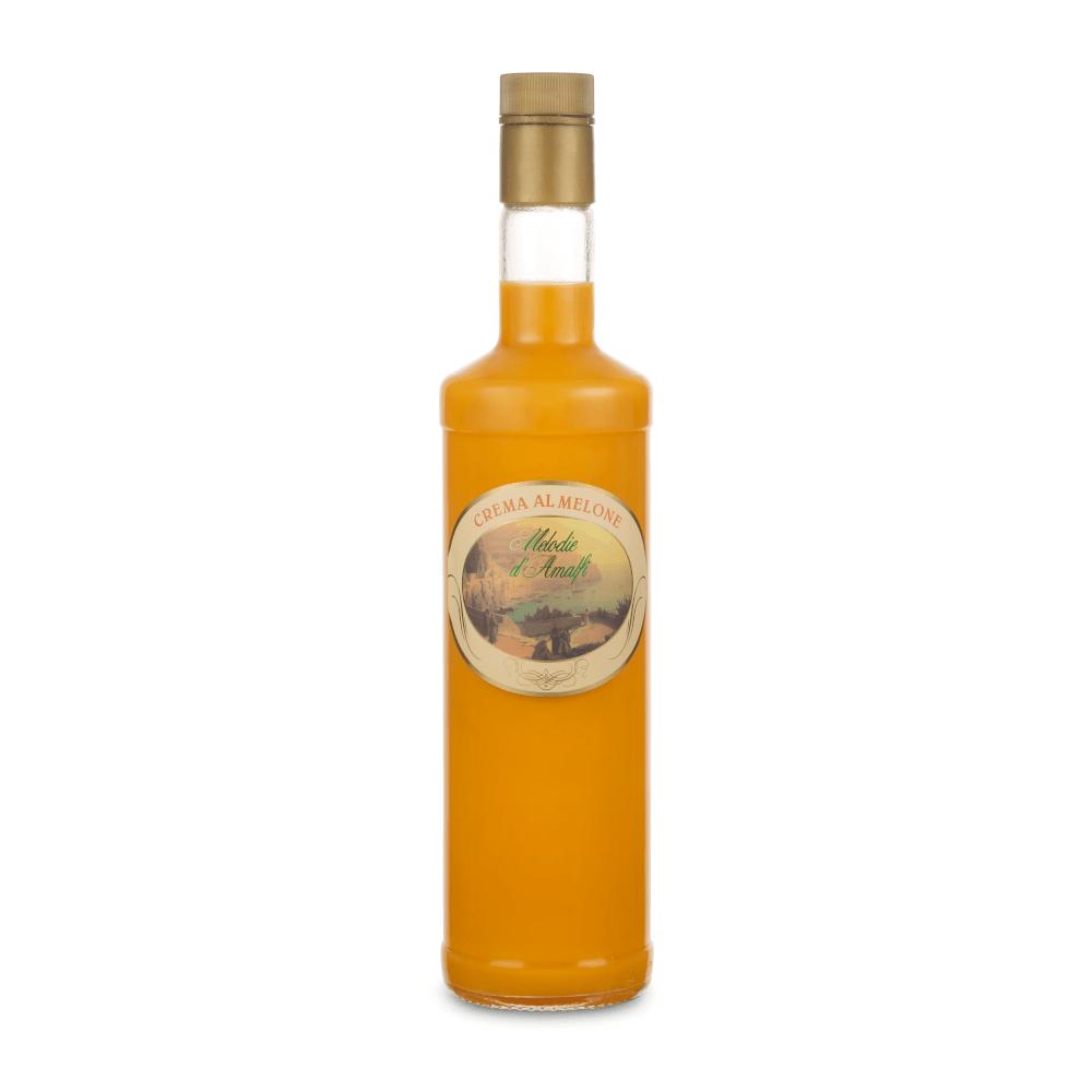 Crema di Melone Liquore, Melodie d'Amalfi 70cl by Bartolo Sammarco
