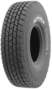 Michelin X-Crane + ( 445/95 R25 174F TL )