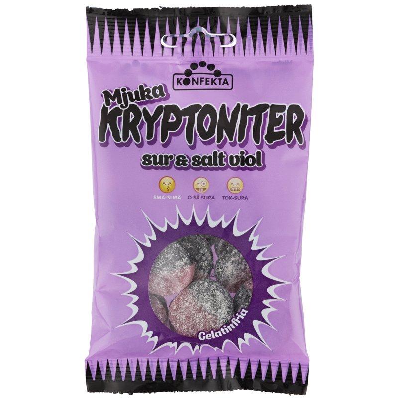Godis Kryptoniter Viol 60g - 22% rabatt